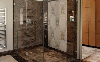 contemporary-shower-doors