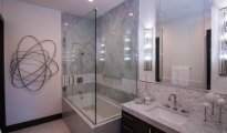 Custom Shower Door Sunwest Custom Homes