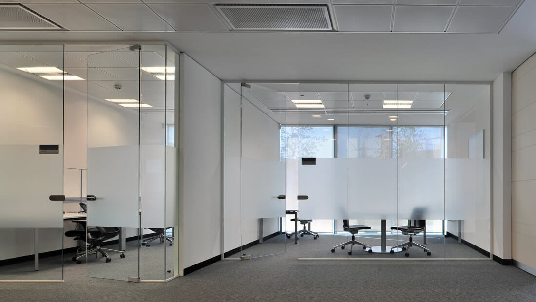 Glass Partitioning Axisglass